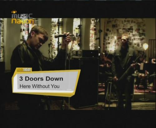 3 doors down here without you babe № 276913