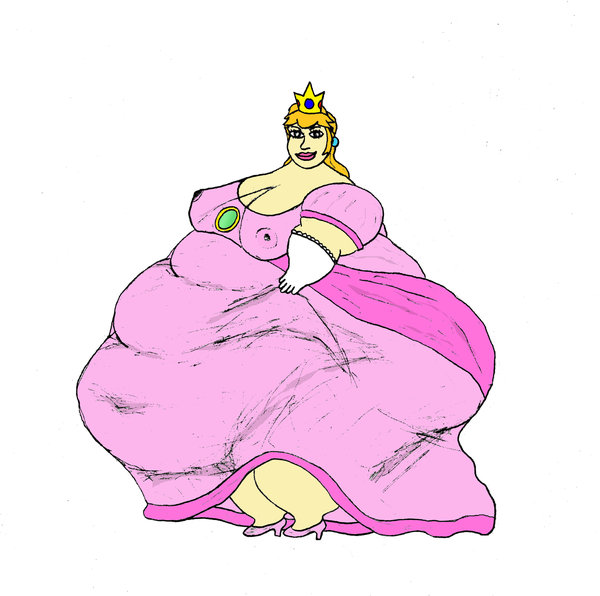 Смешные рисунки принцесс