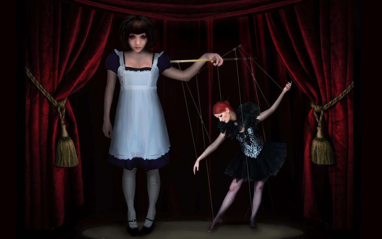Марионетка своими руками кукла