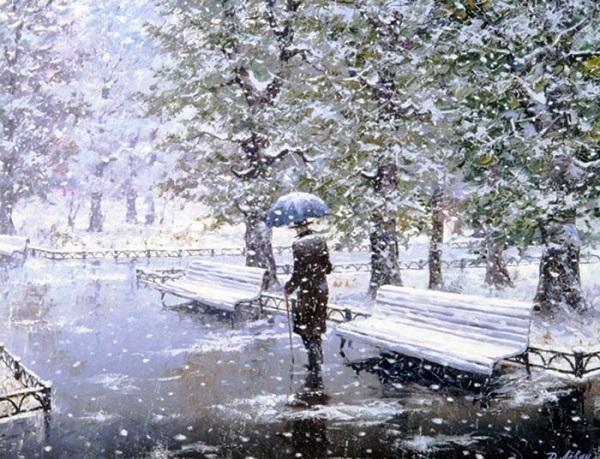 Скачать песню падал первый снег робко падал голову кружил