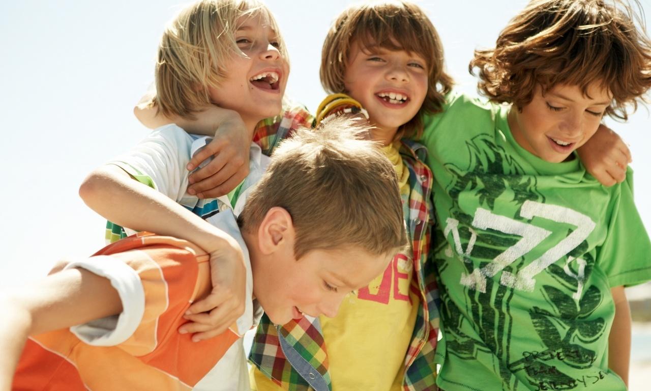 Дети от 7 до 15 фото