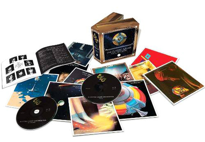 Flashback, a new world record, time och the essential electric light orchestra