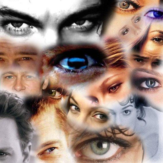 Взгляд Глаза В При Знакомстве