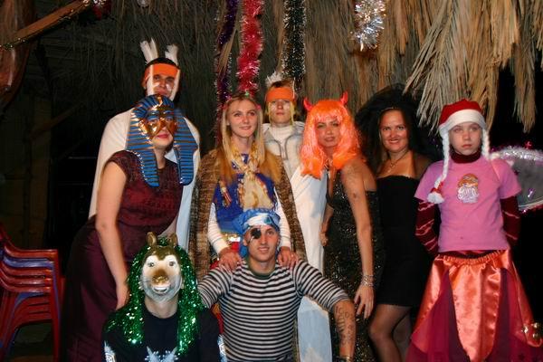 Сценарий карнавала на новый год