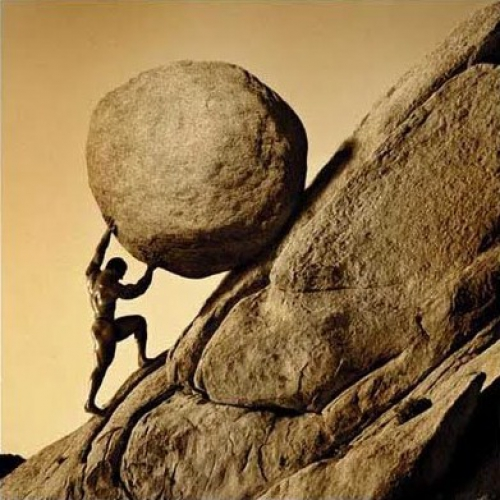 thesis on the myth of sisyphus
