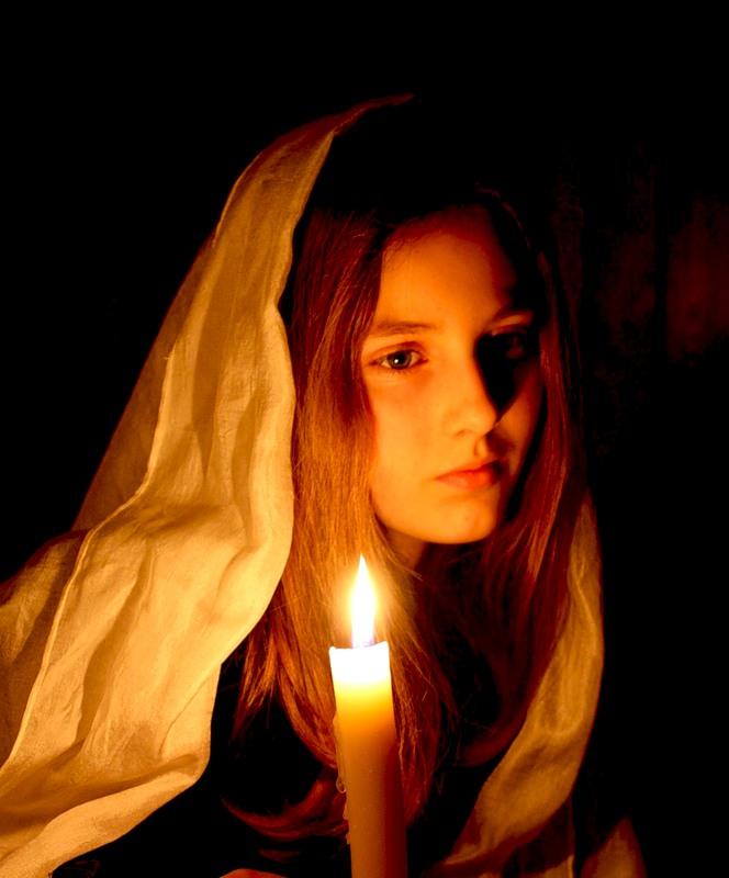 свеча при молитве коптит и плачет это
