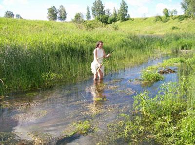 рыбалка в коровино ярославская областье