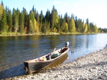 лодка для горной реки своими руками