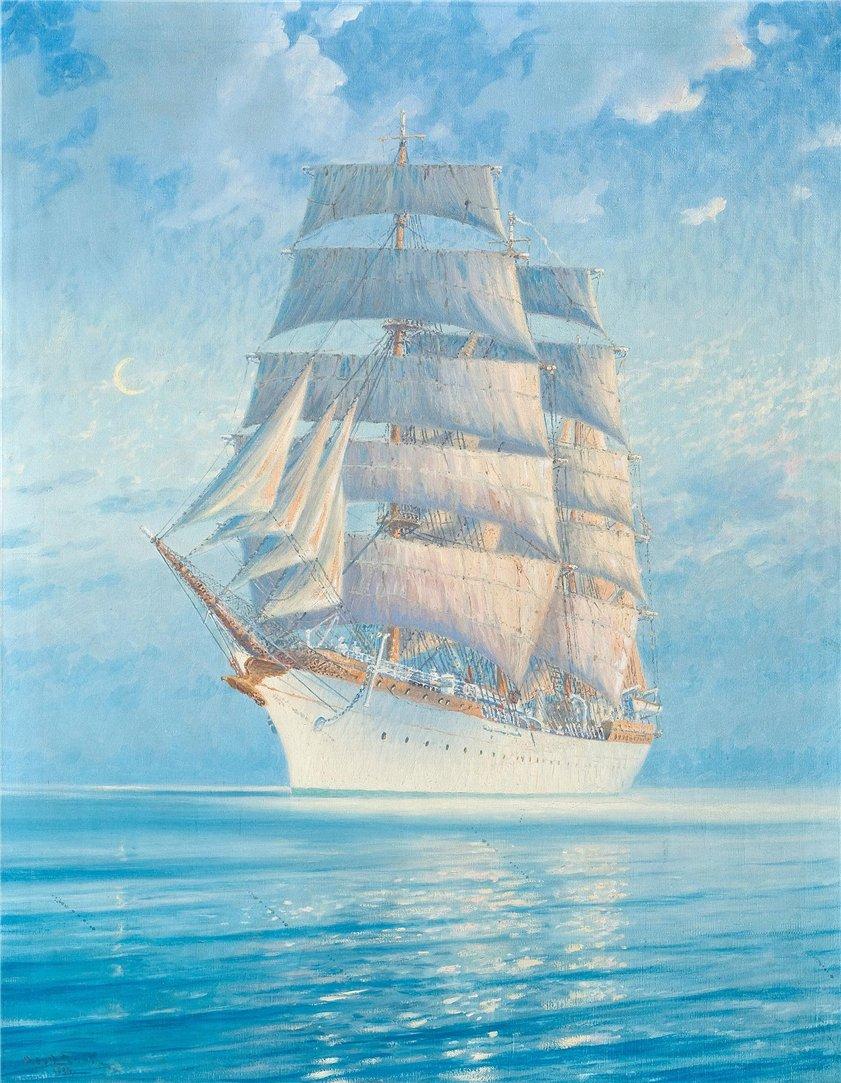 Картинки поздравление корабли