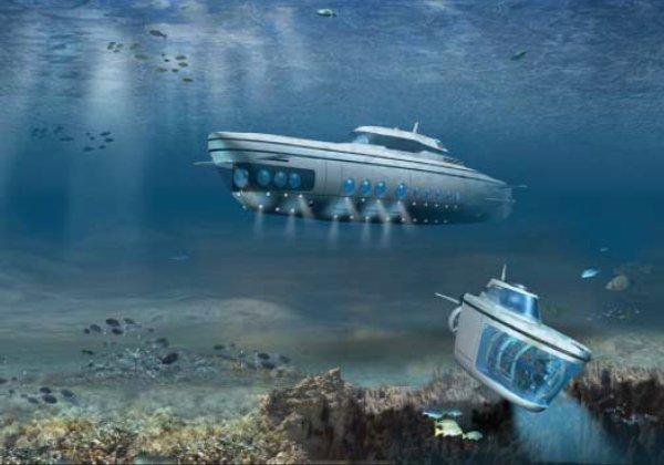 почему подводные лодки черного цвета