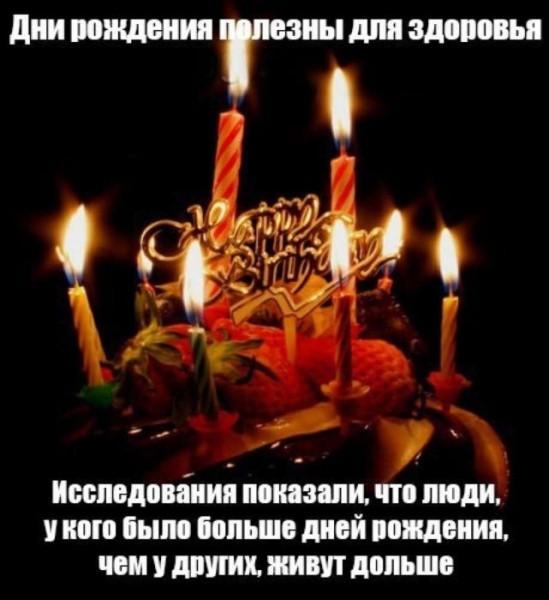 Поздравления с днём рождения заключённого