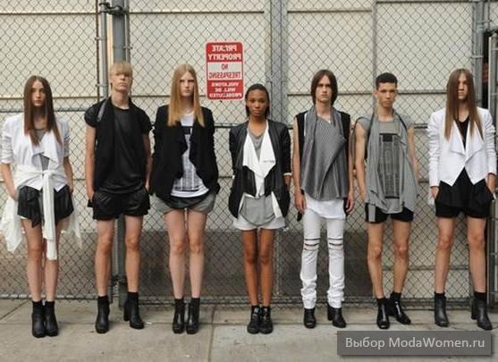 что значит унисекс в одежде-га2