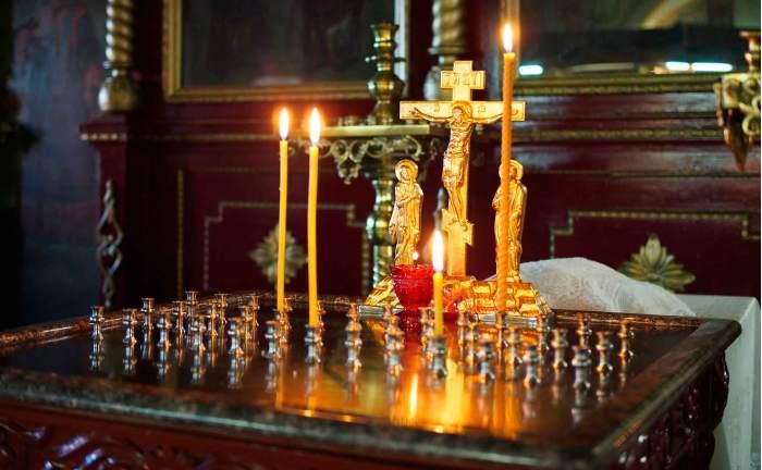 Молитвы за покойного