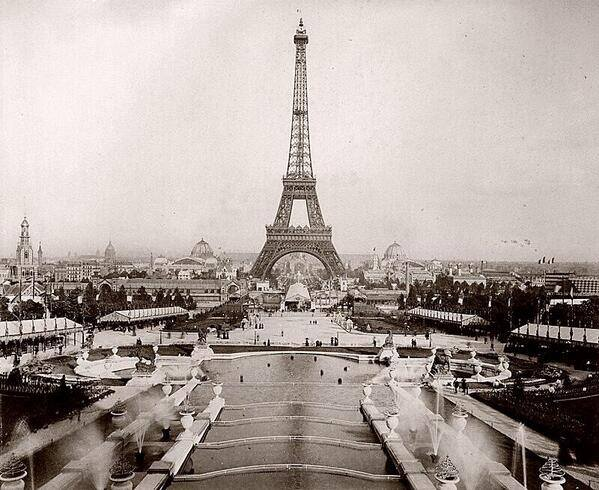 a history of the eiffel tower creation When the eiffel tower was being designed by monsieur gustave eiffel, he can have had no idea how his creation would becoming a global and much loved icon.