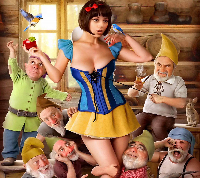 Kinky snow white images erotica pics