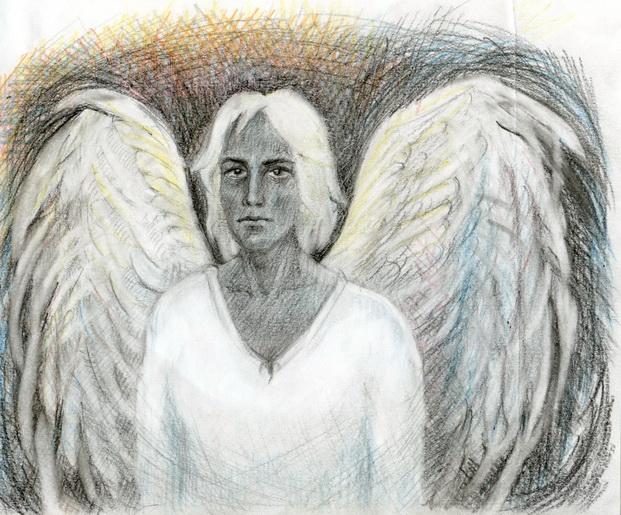 цена ангел седой картинки стакан желатином поставить
