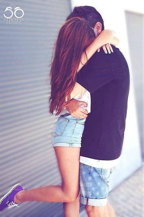 Фото на аву пацан обнимает девушку