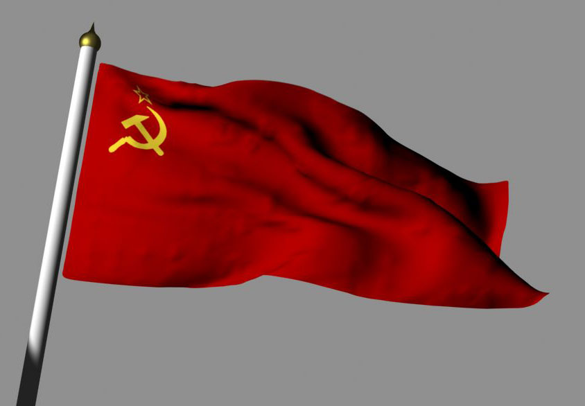 флаг советский фото