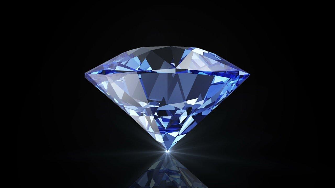 Картинки синие бриллианты