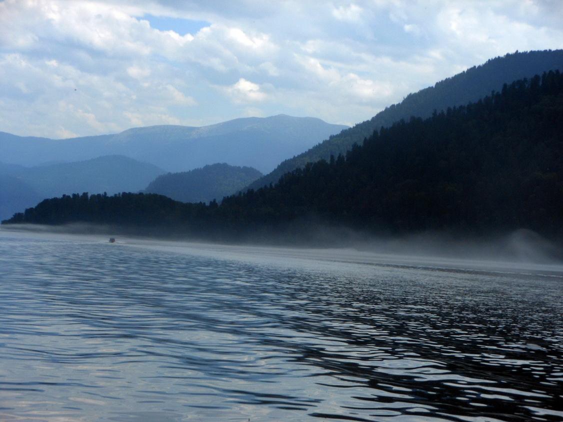 Сти про озеро телецкое