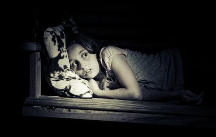 Как не бояться оставаться одной ночью