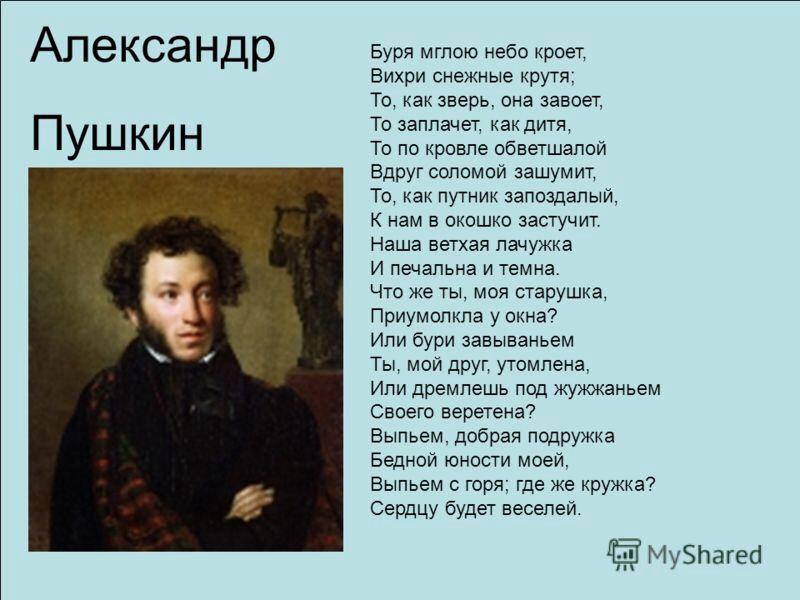 К сб зимняя дорога а пушкина