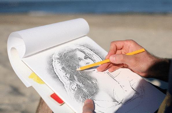 Художники часто рисуют