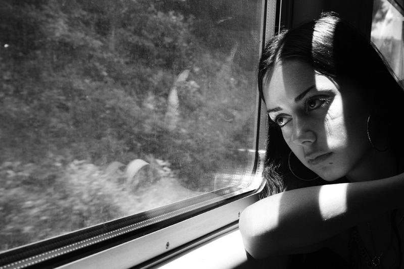 Прощание на вокзале (Анастасия Гроссу) / Стихи.ру