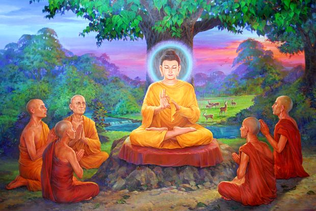 Во сне поклонился я будда