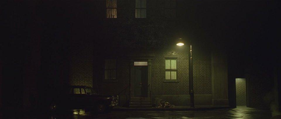 essays about dark city movie