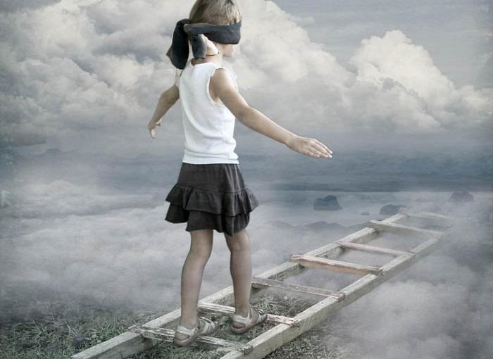 шаг в неизвестность картинка расставание