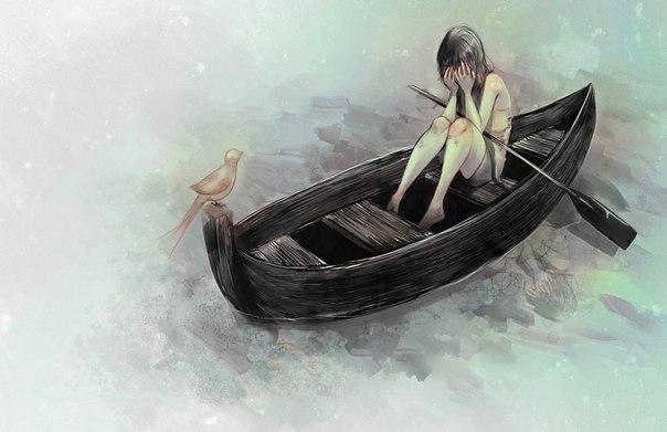 любовная лодка разбилась о камни