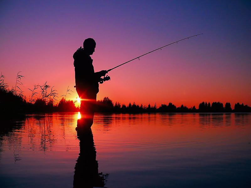 на тему рыбалка фото