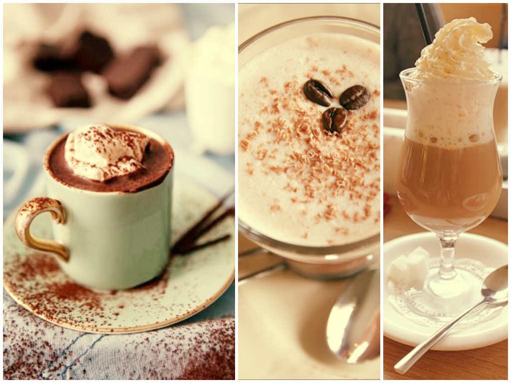 Мороженое с кофе в домашних условиях