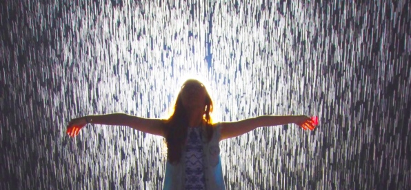 Дождь ночью во сне