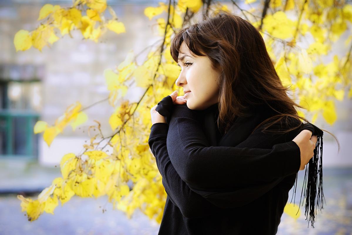 О Чем Шепчутся Листья В Пасмурный Осенний День