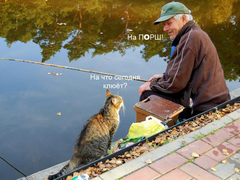 какую рыбу хотел поймать рыболов барто
