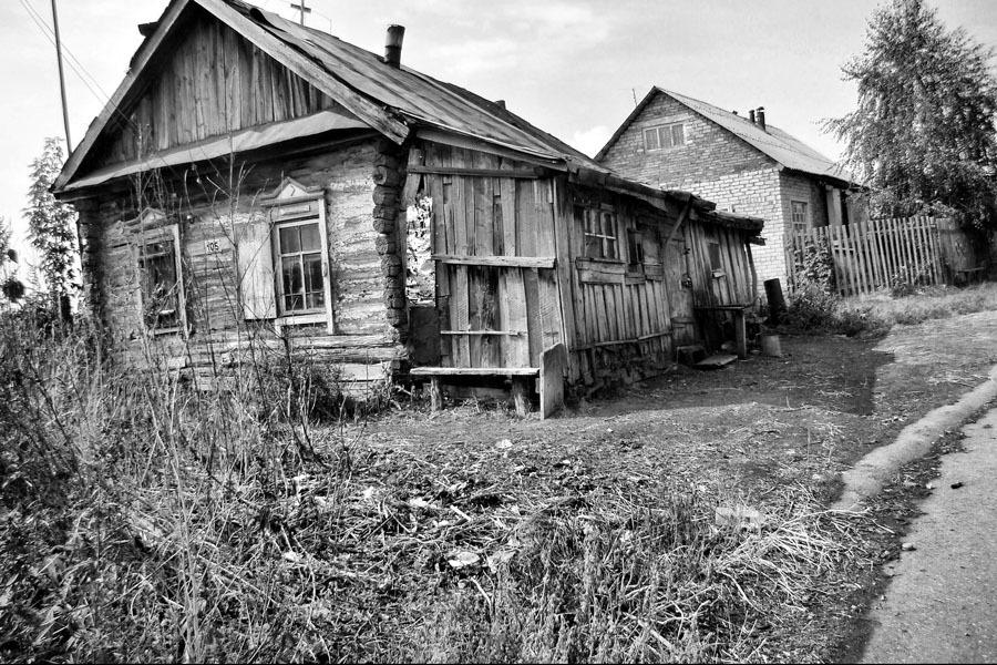 Фото старый деревенском доме 118