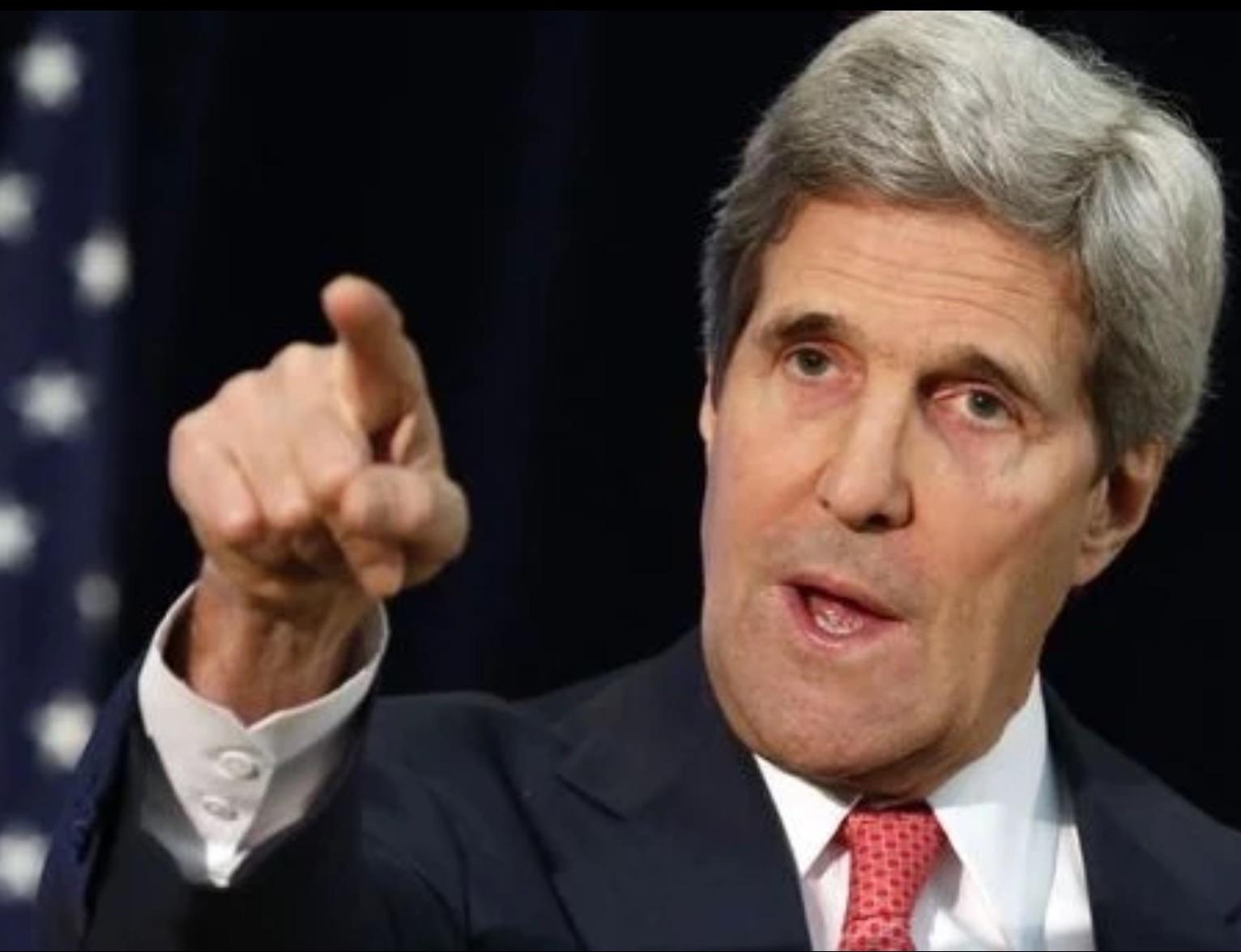 """Джон Керри: идея о миротворцах в Донбассе может быть """"ловушкой"""""""