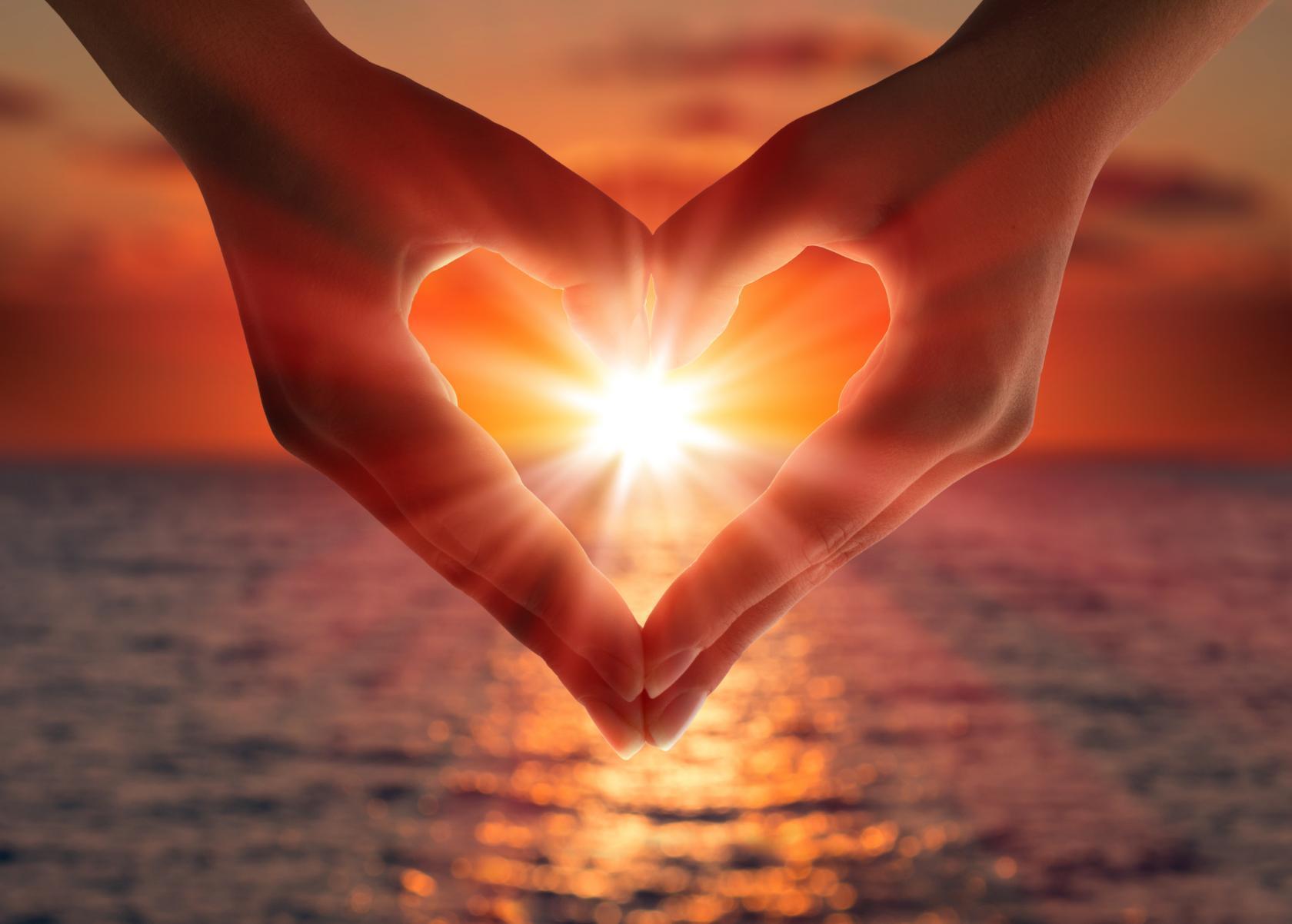 Картинка солнце и любовь