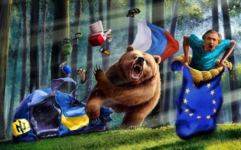 Россия бьёт встречный кросс кризису в голову. И снова никто не ожидал