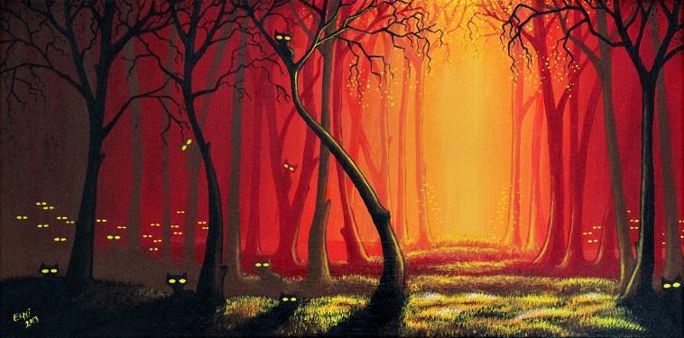 Мой волшебный лес