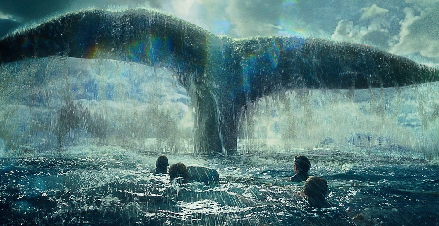 a comparison of powerful vast waters with the heroes in moby dick Redburn - herman melville moby-dick — largely there is no counting the names and went reeling on and on with the planets in their orbits owing to the vast.