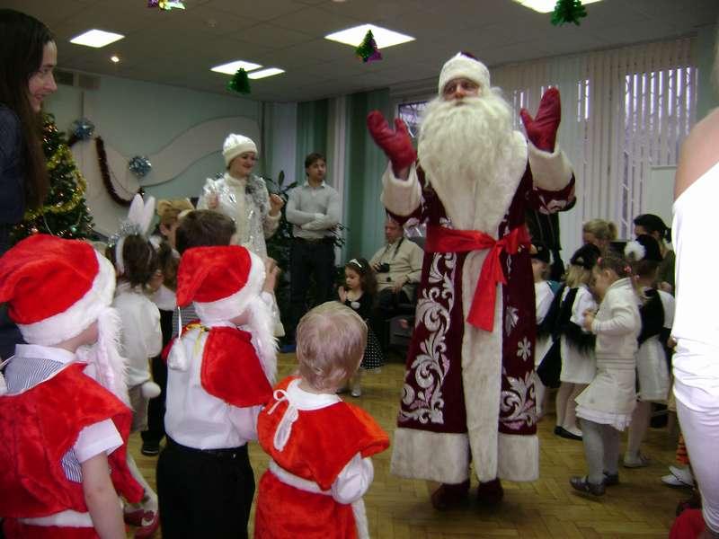 Сценарий праздник дед мороз