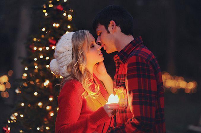 Влюблённые в новый год