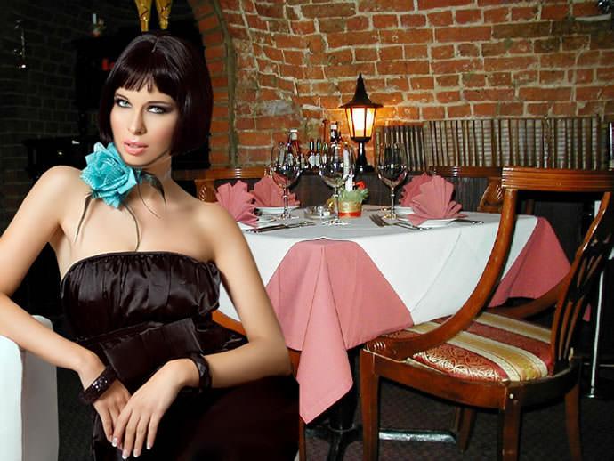 Летние Женские Костюмы Для Посещения Ресторанов