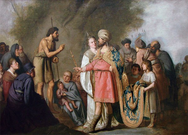 an analysis of the view of king herod antipas on death as a weapon for dealing with his opponents in An analysis of agrippa's assertion herod antipas, who ordered the death of john the baptist wanted to appoint him king in his father's place.