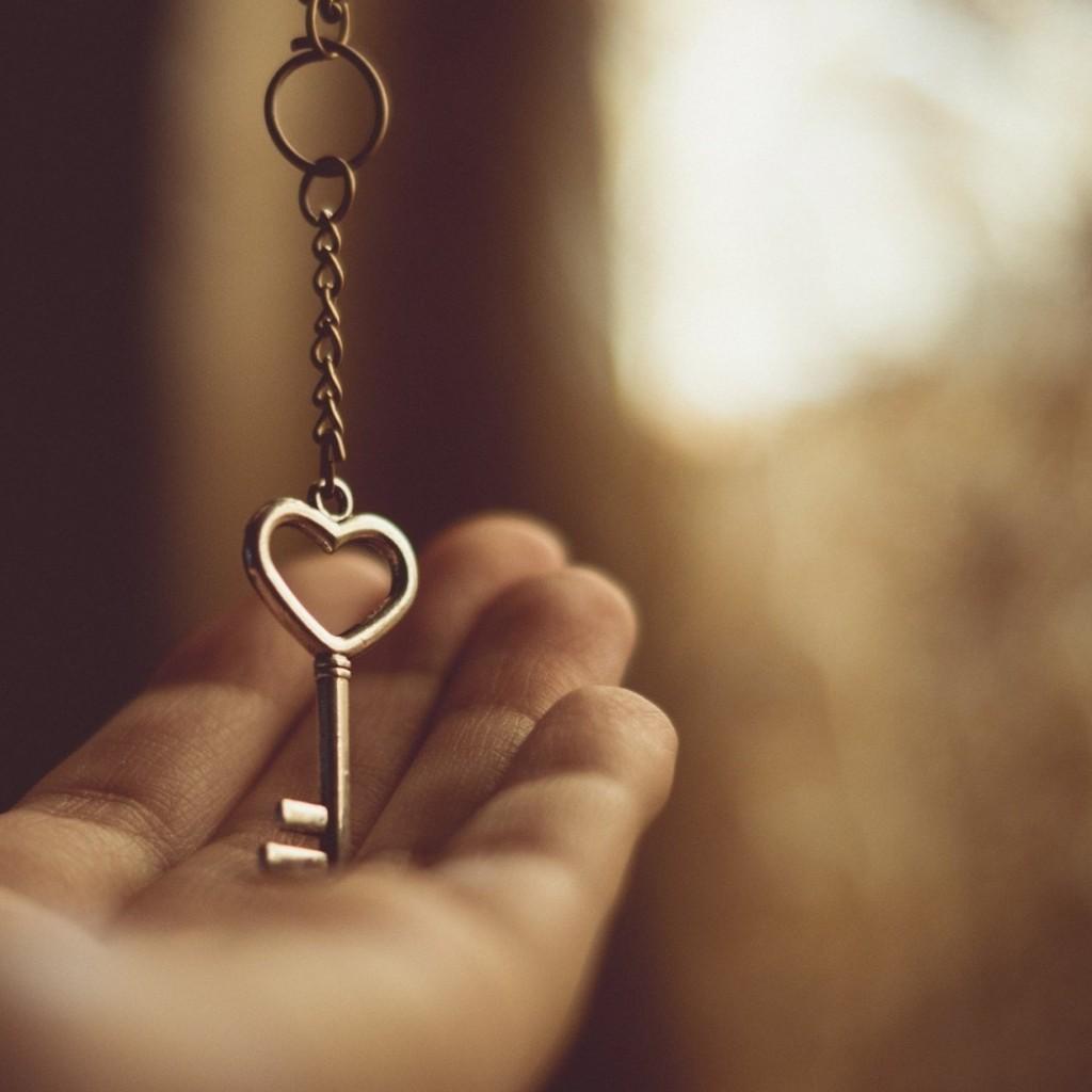 Картинка ключ от сердца