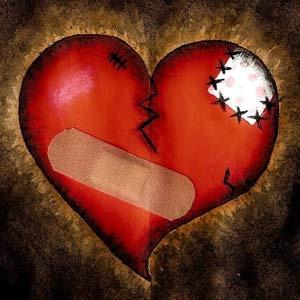 Шрамы на сердце стихи