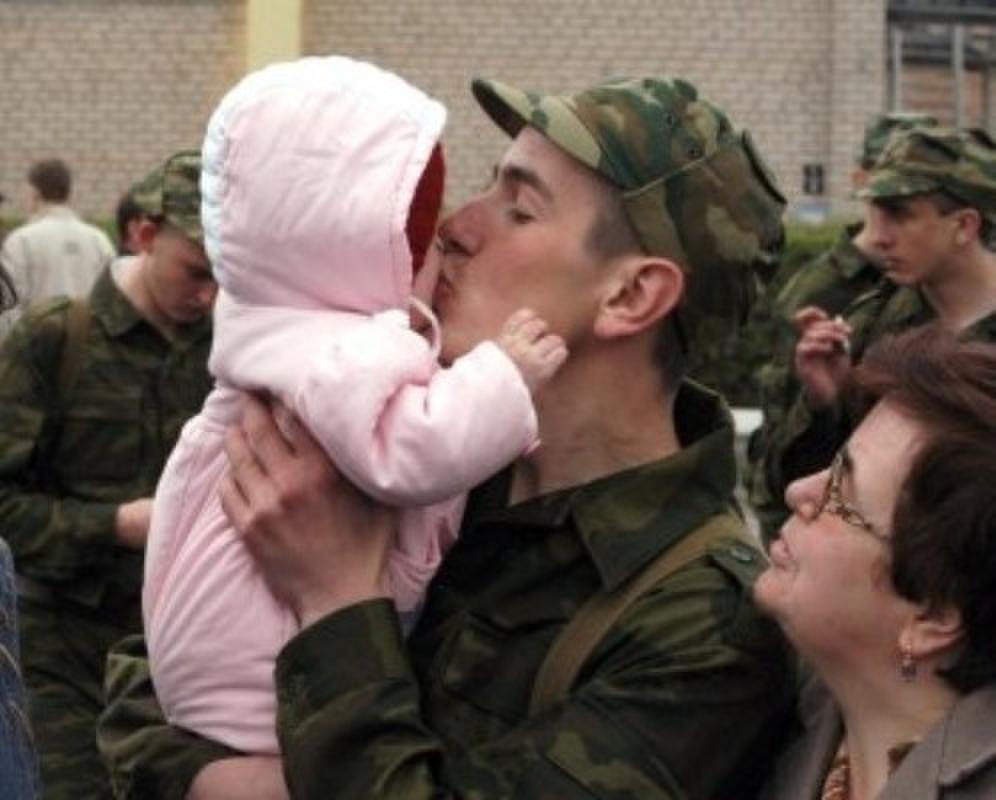 Выплаты жене военнослужащего срочной службы не беременной